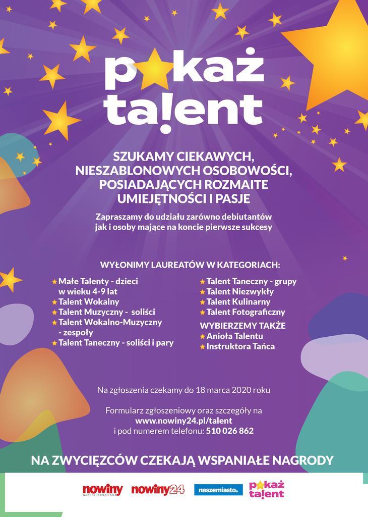 Plakat - Pokaż Talent.jpeg