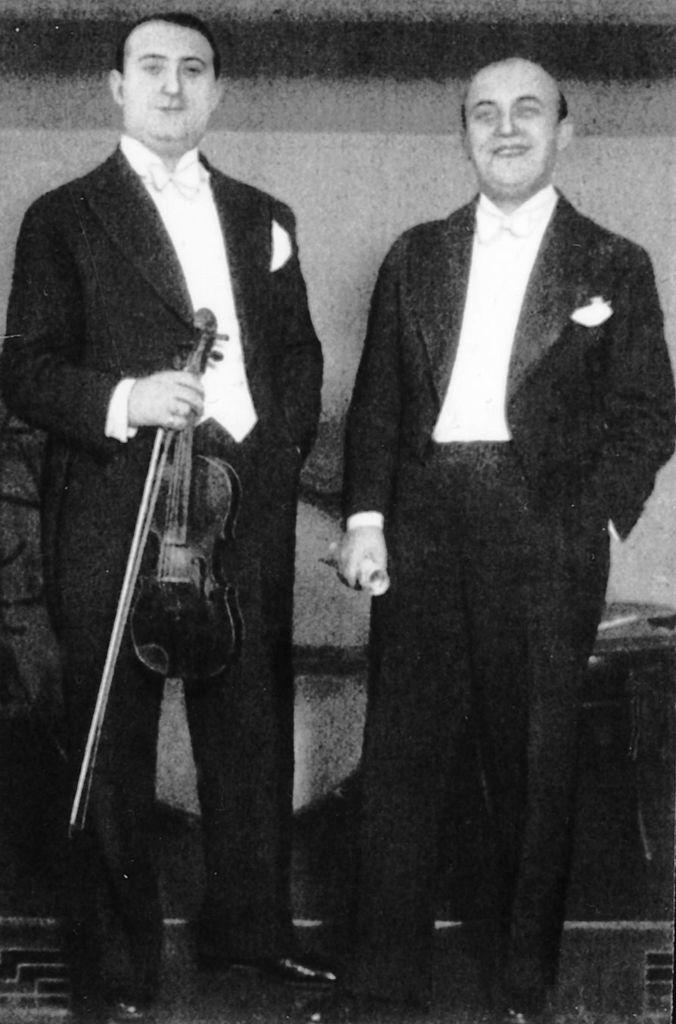 Artur Gold (z lewej) i Jerzy Petersburski (1019.jpeg