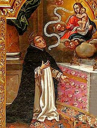 św. Jacek Odrowąż (ur.1183 – zm. 1257)