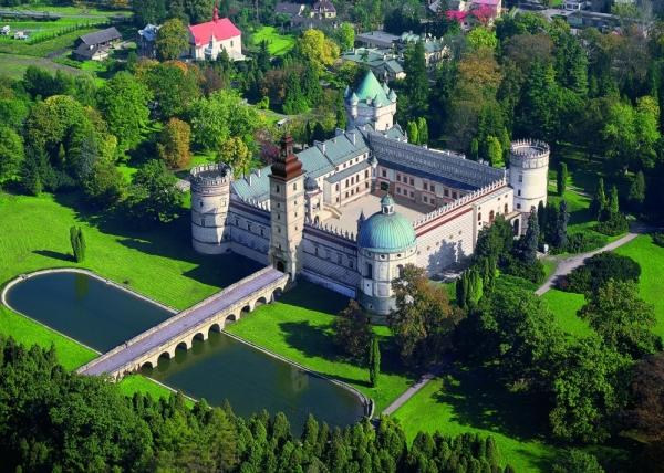 Zamek w Krasiczynie – współcześnie