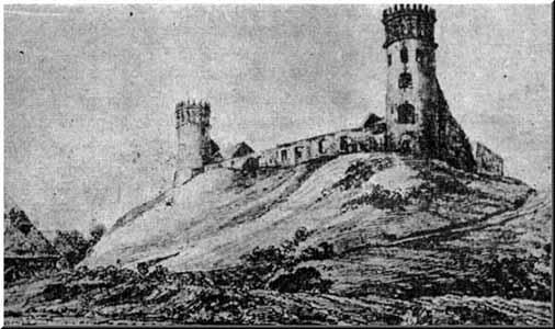 Ruiny Zamku Kazimierzowskiego w Przemyślu