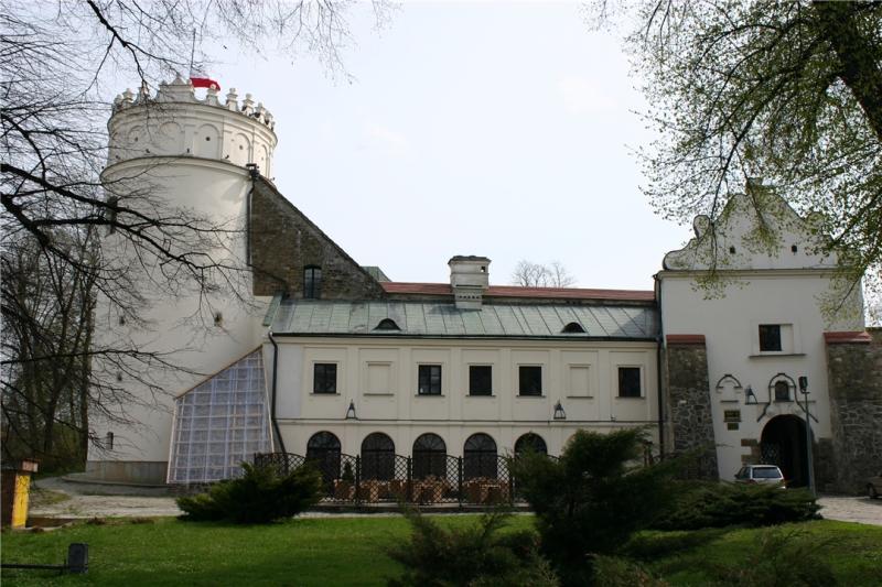 Zamek  Kazimierzowski w Przemyślu