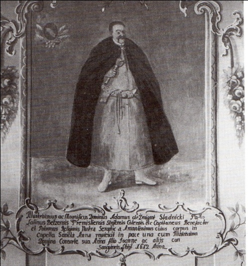 Starosta przemyski Adam Stadnicki, kuzyn Stanisława