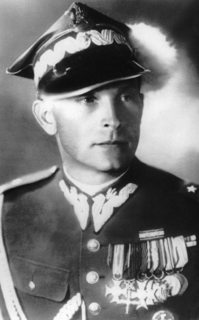Generał brygady Mieczysław Boruta-Spiechowicz