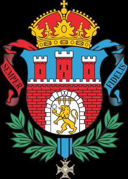 Przedwojenny herb Lwowa