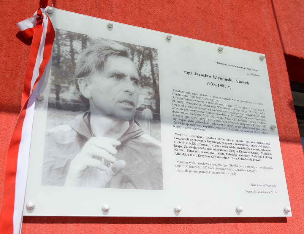 Odsłonięto tablicę upamiętniającą Jarosława Kłymińskiego (18).jpeg