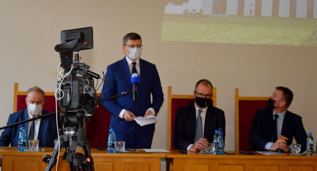 Wystąpienie Wiceministra Sprawiedliwości Marcina Warchoła.