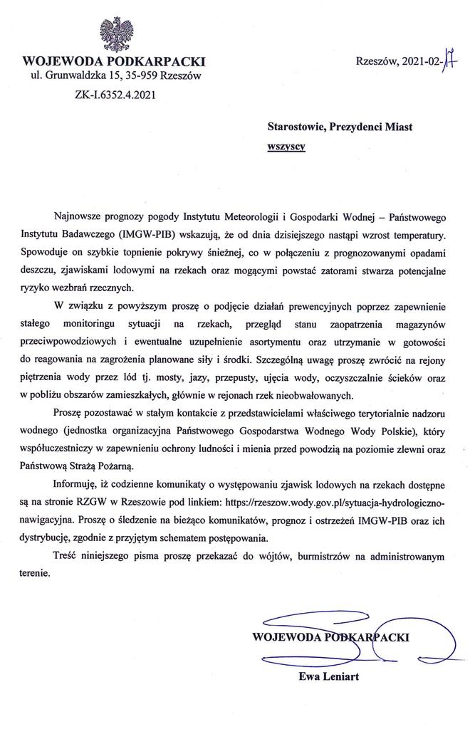 Wojewoda Podkarpacki - pismo.jpeg