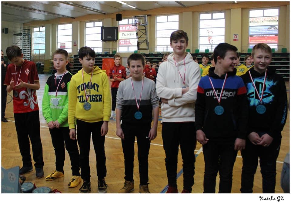 Zwycięska drużyna z Jarosławia