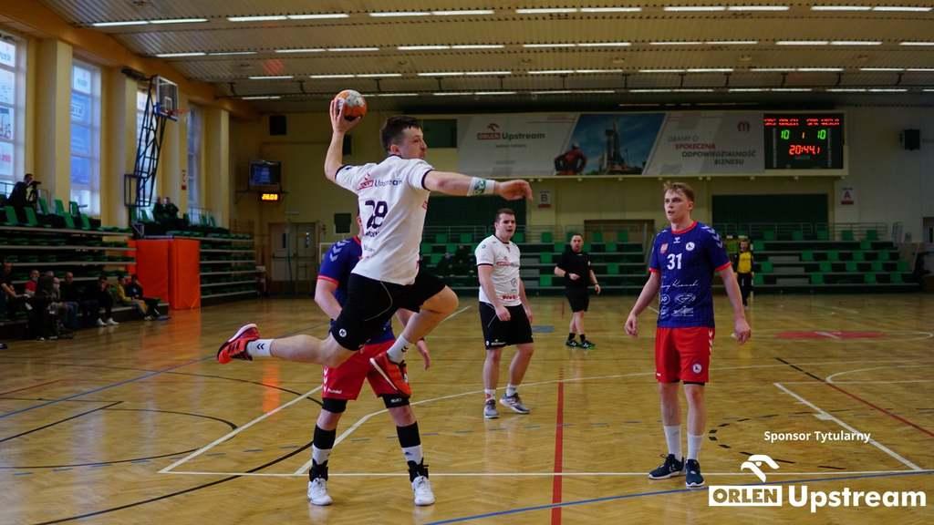 Orlen Upstream SRS Przemyśl podczas meczu z zespołem Wisła Sandomierz (2).jpeg