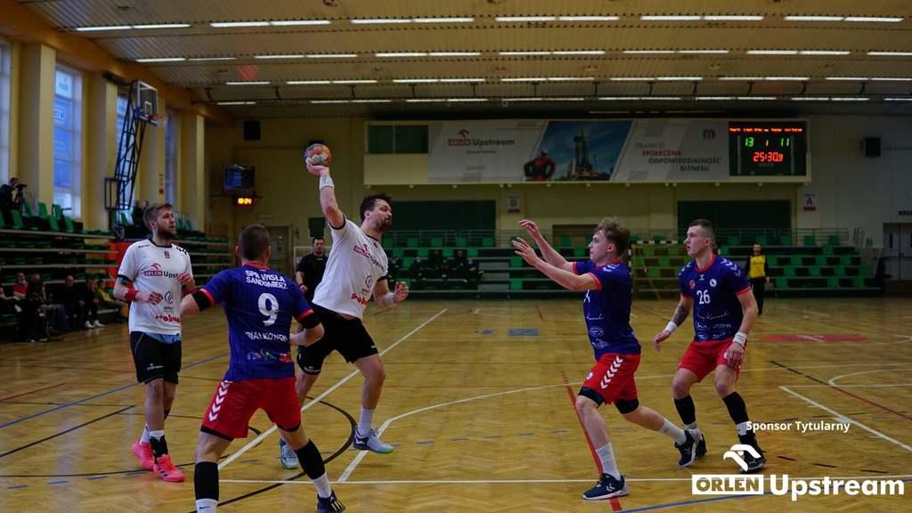 Orlen Upstream SRS Przemyśl podczas meczu z zespołem Wisła Sandomierz (3).jpeg