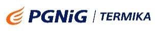 logo PGNIG TERMIKA