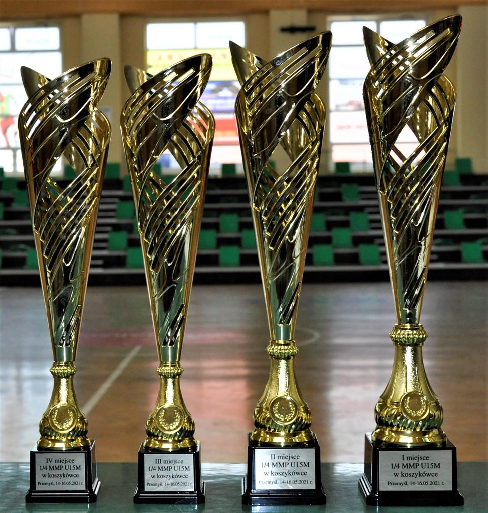 Puchary zawodów dla najlepszych drużyn