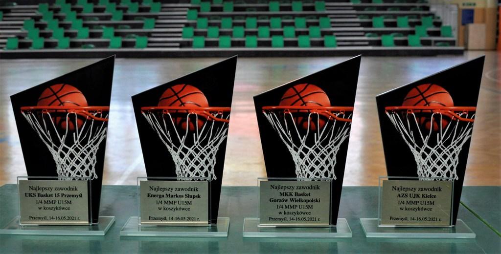 Nagrody indywidualne dla zawodników