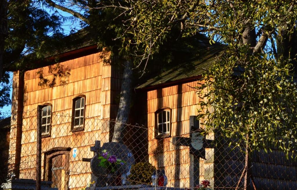 Zdjęcie Cerkwi Wniebowstąpienia Pańskiego na Kruhelu