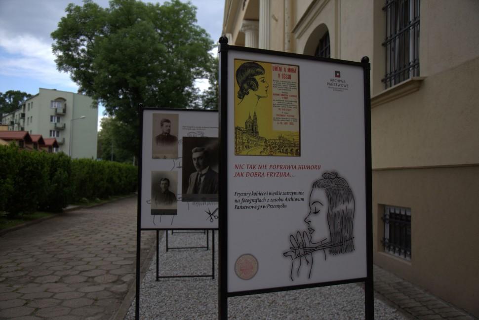 Fotografia z wystawy