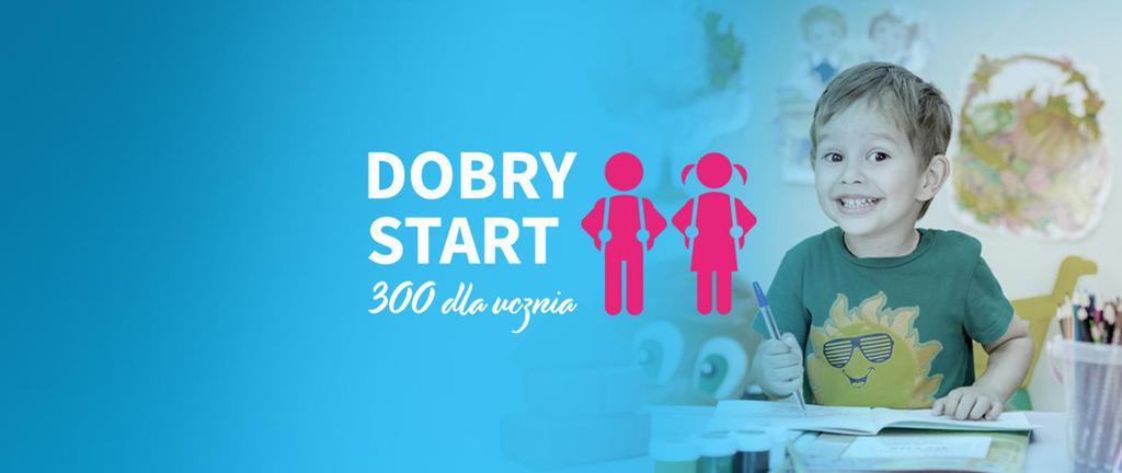 Infografika: Dobry Start 2021