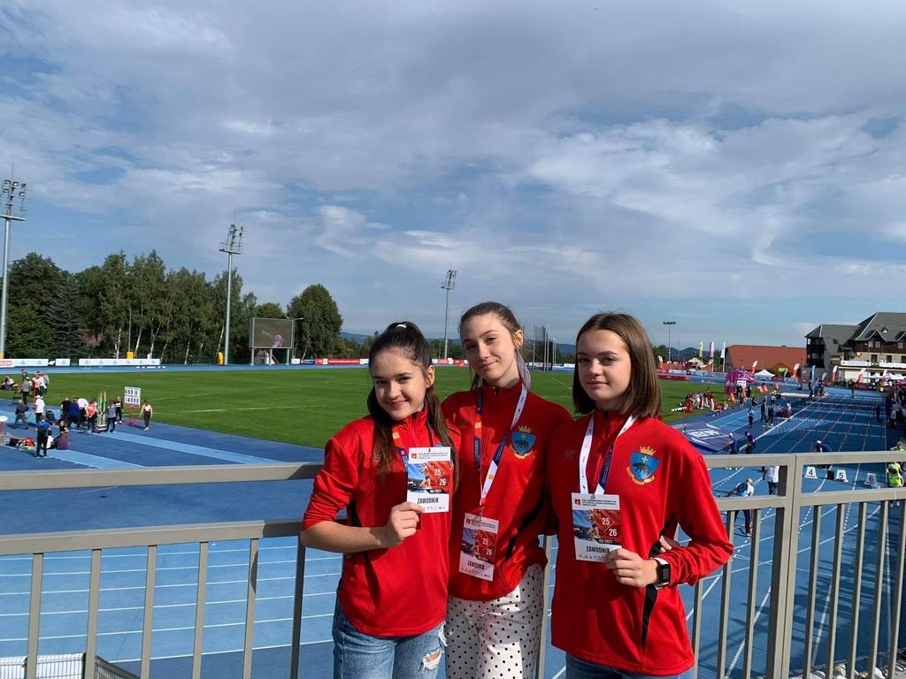 Przemyscy zawodnicy na zawodach w Karpaczu