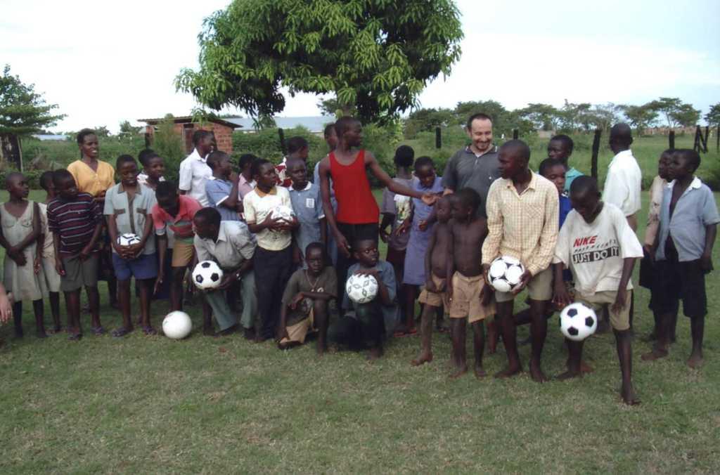 Tak rodzą się piłkarskie talenty