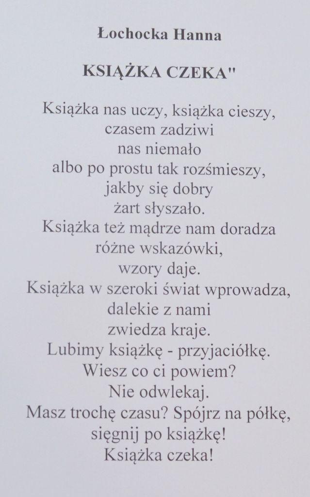 Rozpoczął Się Xvi Ogólnopolski Tydzień Czytania Dzieciom