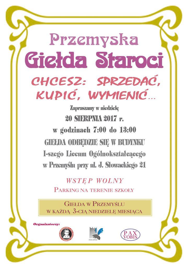 Przemyska Giełda Staroci - 20.08.jpeg