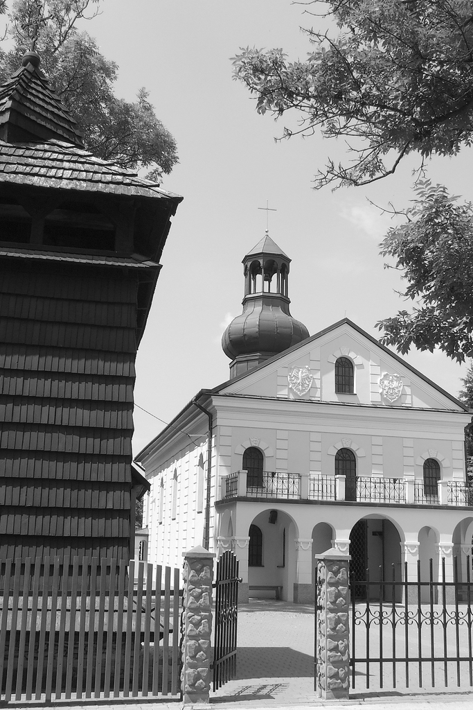 XIX-wieczny kościół w Prałkowcach. Fot. Dariusz Hop.jpeg
