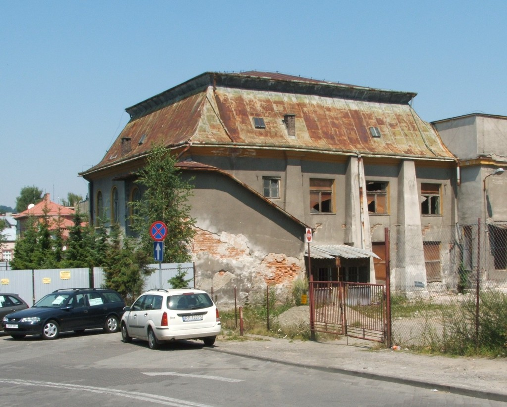 Synagoga Zasańska – stan obecny fot. Jacek Błoński.jpeg
