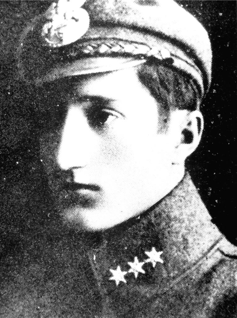 Wacław Motyka, zginął pod Niżankowicami, fot. ze zbiorów MNZP.