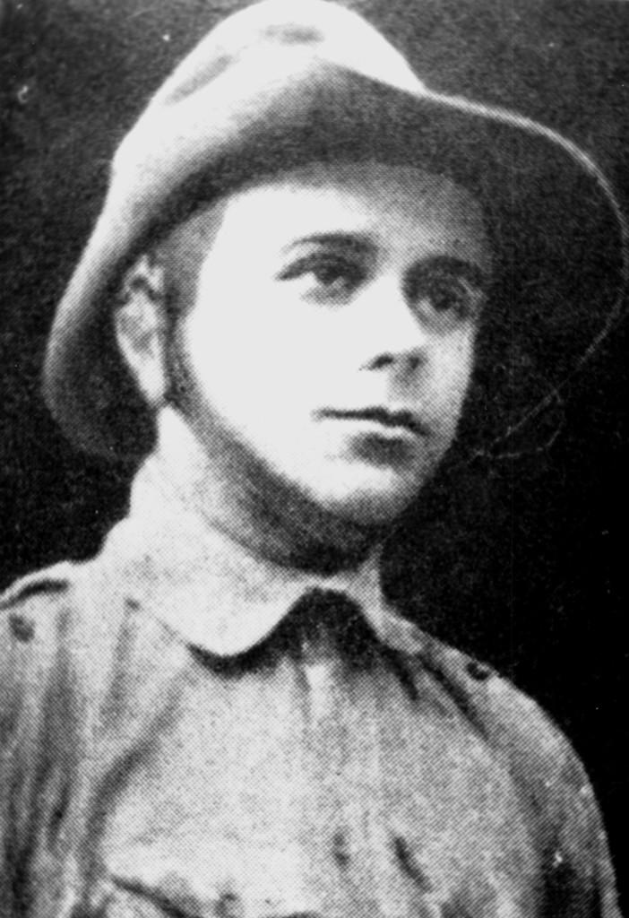 Stanisław Osostowicz, zginął pod Niżankowicami, fot. ze zbiorów MNZP.