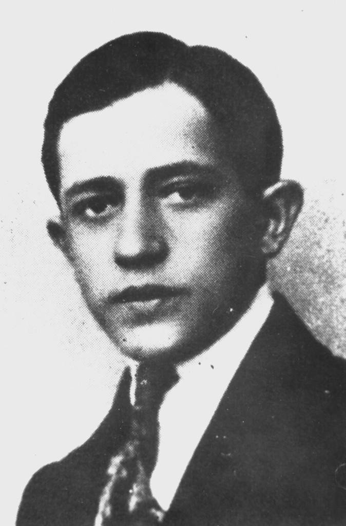 Tadeusz Kędzierski, zginął pod Niżankowicami, fot. ze zbiorów MNZP