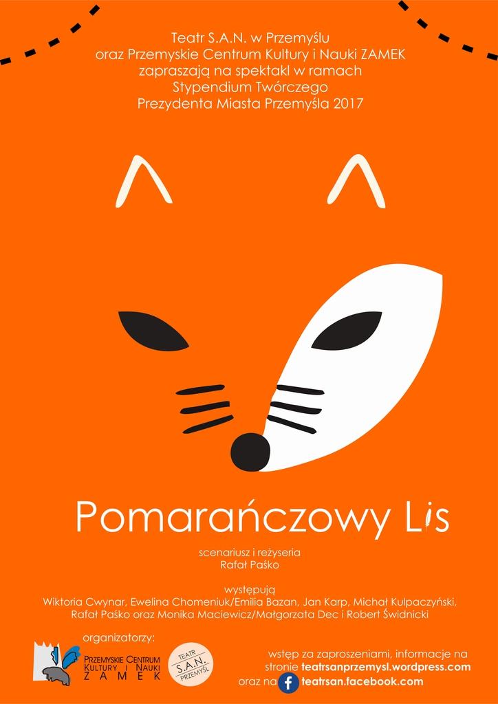 plakat pomaranczowy lis.jpeg