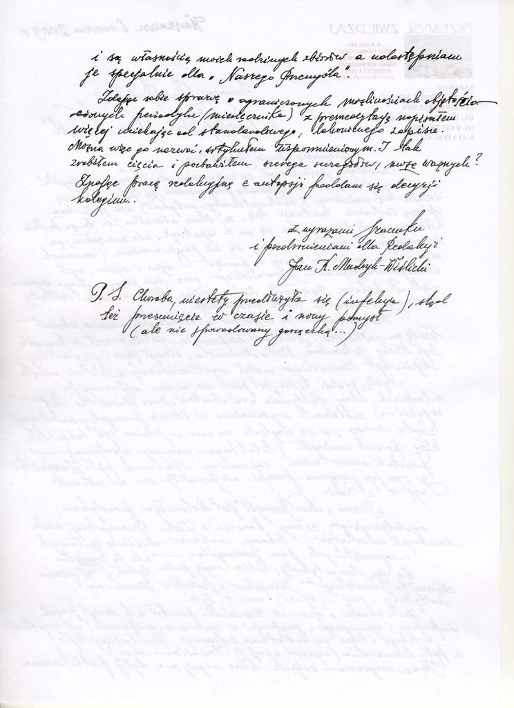List do redakcji Krzysztof Fil strona 2.jpeg