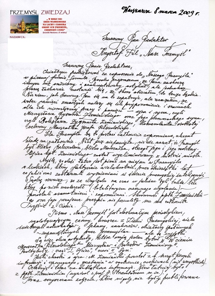 List do redakcji Krzysztof Fil strona pp.jpeg