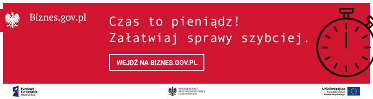 KLIKNIJ - i wejdź na stronę biznes.gov.pl - dowiedz się więcej na temat opublikowanych tam informacji.