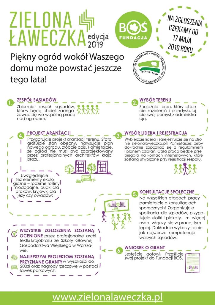 Zielona Ławeczka plakat.jpeg