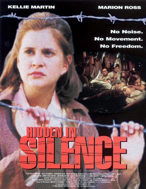 "Plakat do filmu ""Hidden in Silence"", źródło: www.filmweb.pl"
