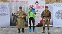 Galeria Pobiegli Tropem Wilczym, aby oddać hołd Pamięci Żołnierzy Wyklętych