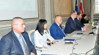 Galeria Jak się bronić przed koronawirusem? – w magistracie odbyło się spotkanie z wójtami i dyrektorami placówek oświatowych