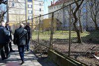 Galeria Wiosenna wizja lokalna - 12 marca 2020