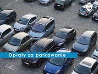 opłaty za parkowanie