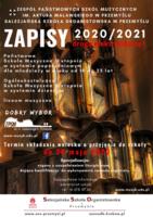 Galeria Trwa rekrutacja w Zespole Państwowych Szkół Muzycznych w Przemyślu