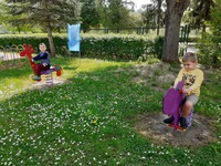Galeria Dzieci z Przemyśla wróciły do Przedszkoli