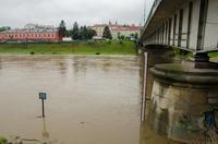 Galeria Trudna sytuacja hydrologiczna na Podkarpaciu - uspokajamy mieszkańców Przemyśla