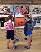 Galeria Wakacje historyczne na Zamku - 2 lipca 2020 r.