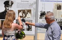 Galeria Bez ludzi pamięć, to nie pamięć – to tylko kamienie… O Wielkim Żeglarzu to opowieść – Kapitanie Henryku Jaskule