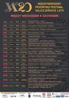 Galeria XX Międzynarodowy Przemyski Festiwal Salezjańskie Lato Między Wschodem i Zachodem