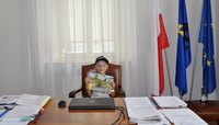 Galeria Wakacyjne spotkanie z prezydentem miasta