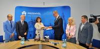 Galeria Umowa na dofinansowanie remontu ul. Bielskiego podpisana! Jeszcze w tym roku mają się rozpocząć prace