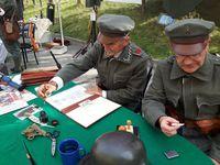 Galeria Punkt poboru do wojska 1920 - 15 sierpnia 2020 r.