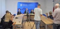 Galeria Konferencja prasowa Prezydenta Miasta Przemyśla – 17 września 2020 r. [wideo]